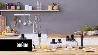 Braun Multiquick 9 MQ9087X Blender
