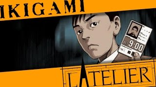 L'Atelier S02E02 - Ikigami