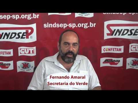 Fernando Amaral - Secretaria do verde