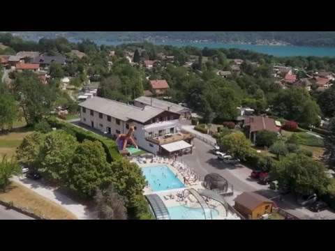Vidéo teaser Camping La Ferme***