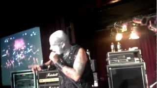 Dark Funeral Stigmata live at BBKings, NY.
