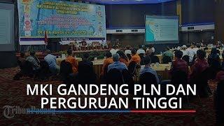Masyarakat Kelistrikan Indonesia Gandeng PLN dan Perguruan Tinggi Se-Sumbar Lakukan Inovasi