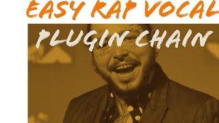 Rap Vocal Chain - Mixing Rap Vocals | Mix Tip Tuesday