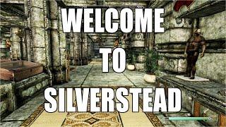 Skyrim Remastered Silverstead Estate Xbox One Console Mod