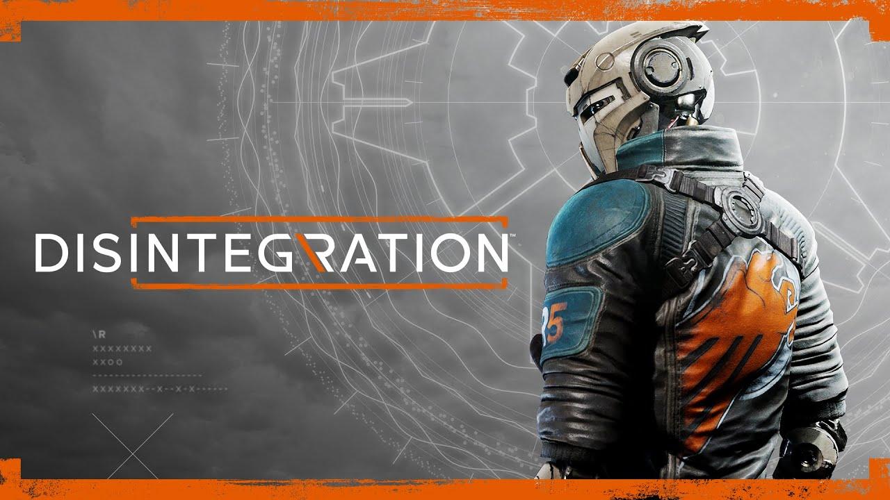 Сюжетный трейлер игры Disintegration