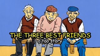 The Three Old Friends - a story you must watch
