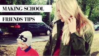 HOW TO HELP YOUR CHILD MAKE FRIENDS AT SCHOOL | SJ STRUM