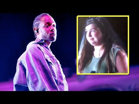 Image result for Kendrick Lamar stops white fan using N-word on stage at concert
