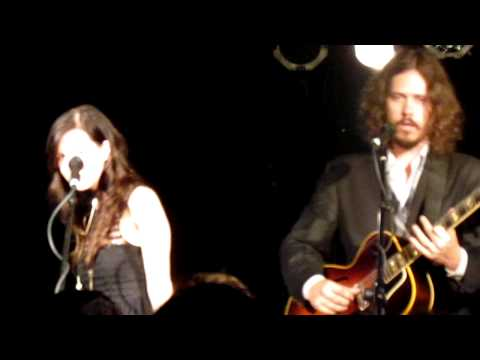 The Civil Wars - I Want You Back - The Bottleneck - Lawrence, KS - 4/22/2011