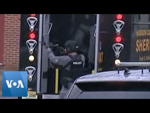 Gunfire Reported in Jersey City Neighborhood