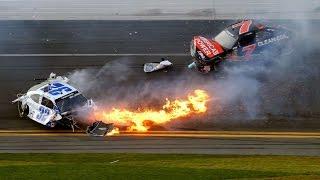 Смертельные аварии.Автогонки