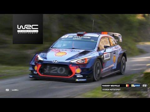 WRC - Tour de Corse 2017: WINNER Thierry Neuville