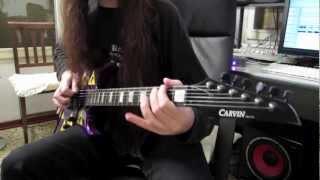 Guitar videos - DANIELE LIVERANI - Freedom
