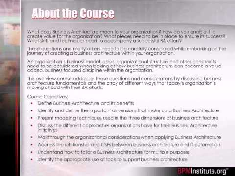mp4 Business Architecture 101, download Business Architecture 101 video klip Business Architecture 101