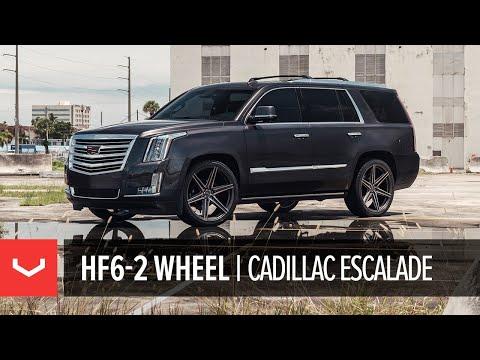 Vossen HF6-2 6-Lug Wheel   Cadillac Escalade