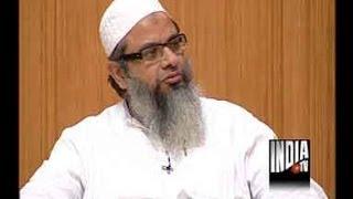 Aap Ki Adalat - Maulana Mahmood Madani, Part 1 - YouTube