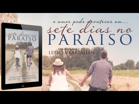 Book Trailer | Sete dias no paraíso, de Letícia Kartalian