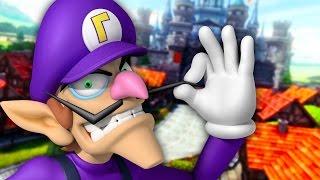 WALUIGI!!!   Mario Kart 8 Deluxe #1