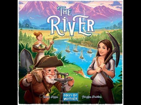 Hetvenedik rész - The River - A kocka el van vetve
