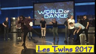 World of Dance 2017 - Les Twins & Fik Shun - Best Funny Momment at World Of Dance 2017