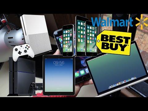 BEST BLACK FRIDAY DEALS! (Best Buy, Walmart, Target!)