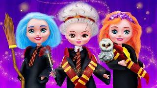 10 DIY Harry Potter Miniatur Hacks und Basteleien