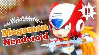 Megaman Zero Nendoroid ♡ Review & Unboxing ♡
