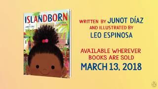 Book Launch: Junot Díaz presents Islandborn