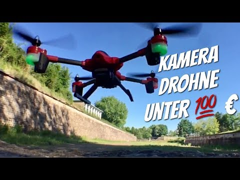 Kamera Drohne / Quadrocopter für unter 100 EURO - METAKOO Q323 im Test Review