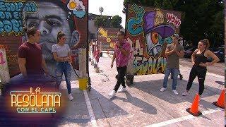 Exatlón casero con Ernesto, Ana, Daniel y Antonieta | La Resolana con el Capi