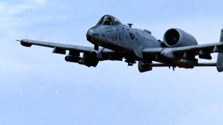 Why the A-10 Warthog Is a Ground Soldier's Best Friend