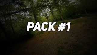 Pack #1 - Door het bos ! - (Cinematic FPV GoPro Hero 8)