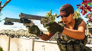 MOST OVERPOWERED WEAPON IN WARZONE! AKIMBO 357 SNAKESHOT *HOW TO UNLOCK*