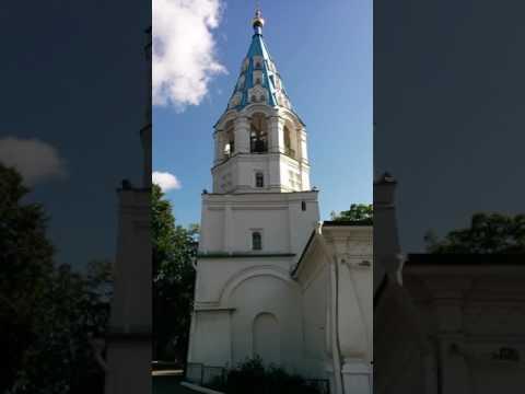 Храмы в истобенске