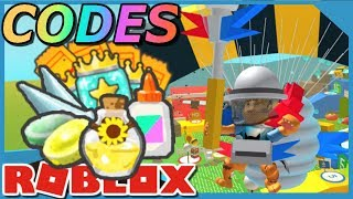 11 *NEW* EXCLUSIVE YOUTUBER CODES IN ROBLOX BEE SWARM SIMULATOR