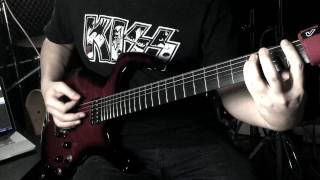 Avenged Sevenfold - Buried Alive (Guitar Cover)