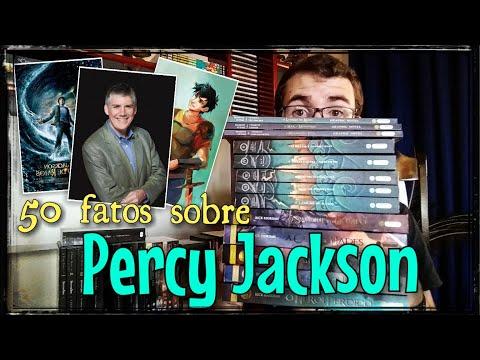 50 fatos sobre Percy Jackson