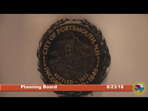 Planning Board 8.23.2018