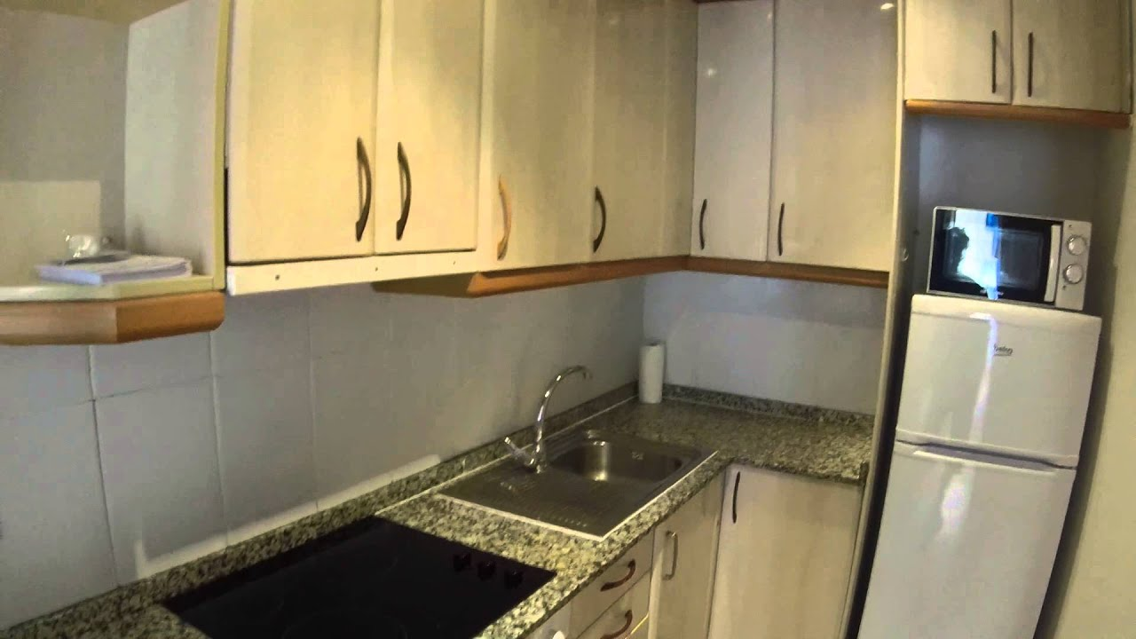 Brand new 1 bedroom apartment for rent in Barcelona City centre