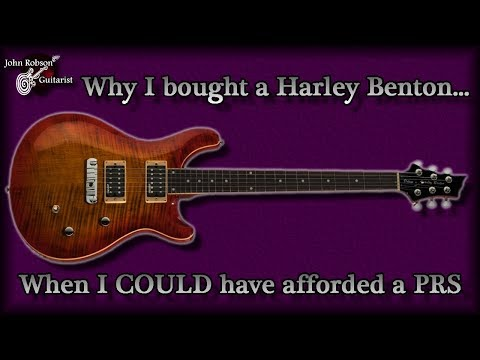 Unboxing Harley Benton TE-52 NA & TE-70 Black Paisley