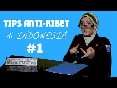 5 Tips Anti-Ribet di Indonesia