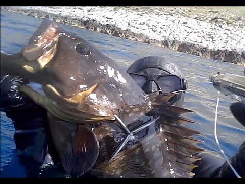 Inverno pescando su un beznasadka