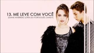 Me Leve Com Você - Sandy & Junior (CD 2001)