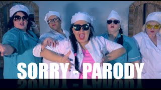 Justin Bieber - Sorry (BONYA&KUZMICH BIG PARODY)