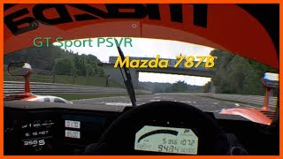 GT Sport PSVR - 1991 Mazda 787B Nurburgring