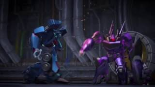 Transformers: Prime: Beast Hunters: Ultra Magnus Vs Shockwave