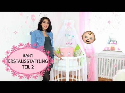 BABY ERSTAUSSTATTUNG Teil 2 I Sevins Wonderland