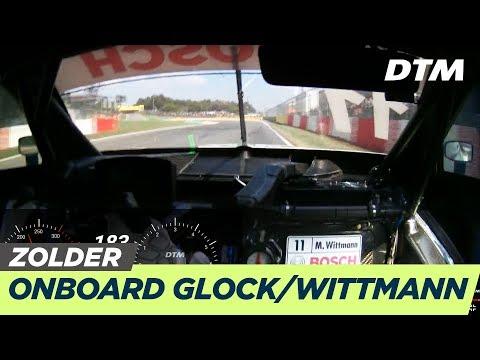 DTM Zolder 2019 - Glock / Wittmann (BMW M4 DTM) - RE-LIVE Onboard (Race 1)