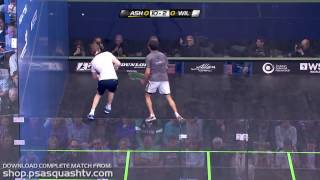 Ramy Ashour's best game of squash?