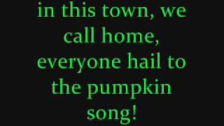 this is halloween w/lyrics [HQ] track3